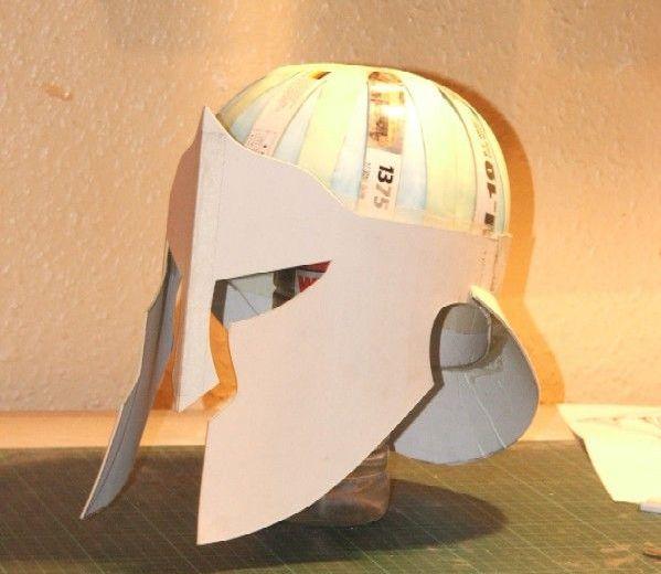 closed face helmet