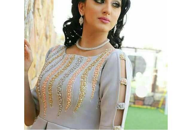 декорирование лифа платья