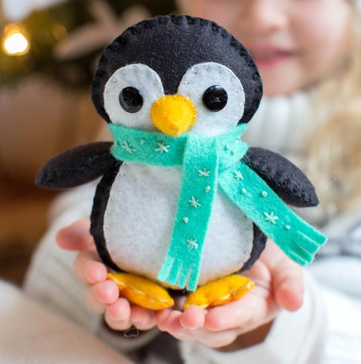 Как сделать маленькие игрушки из фетра своими руками: описание, идеи создания и фото