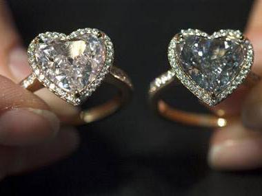 Как отличить настоящий бриллиант