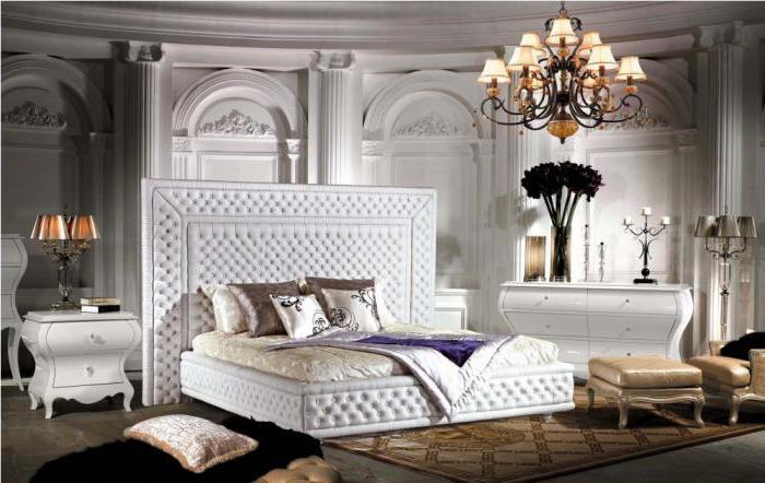 красивые современные интерьеры спален