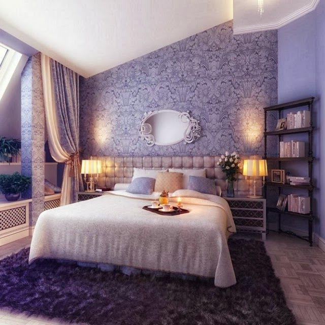 самый красивый интерьер спальни