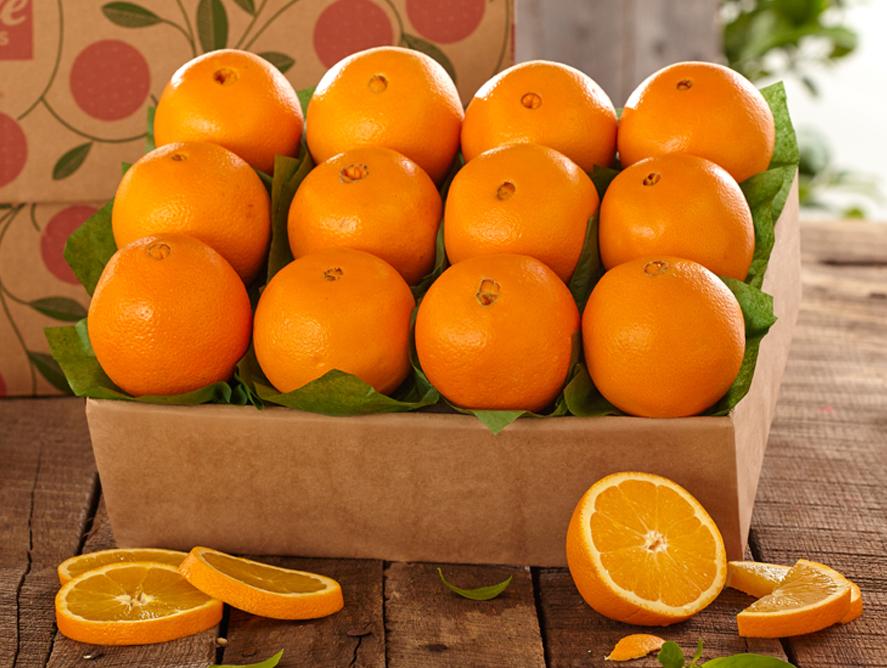 Какие бывают апельсины?