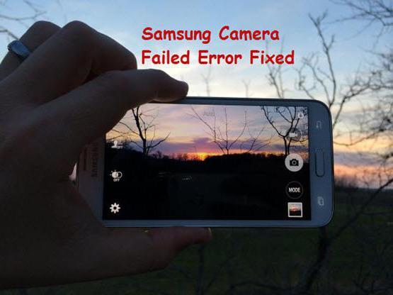 Что делать если сбой камеры на samsung galaxy s4 58