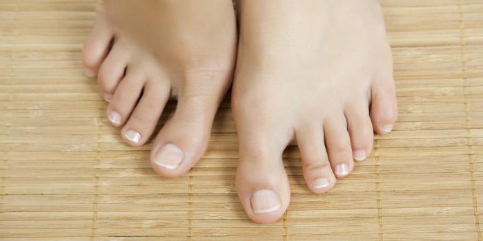 как правильно подстригать ногти на ногах