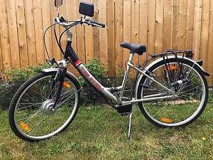 дамский велосипед отличие женского байка от мужского