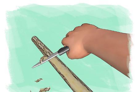 Как сделать стрелы how to make arrows