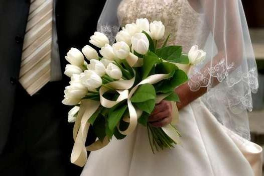Фото букетов невесты своими руками
