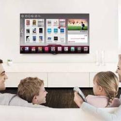 сортировка каналов на телевизоре LG
