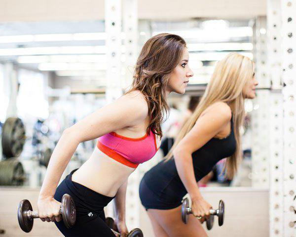 как похудеть в руках и плечах девушке