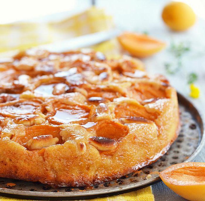 рецепты легких пирогов в духовке с фото