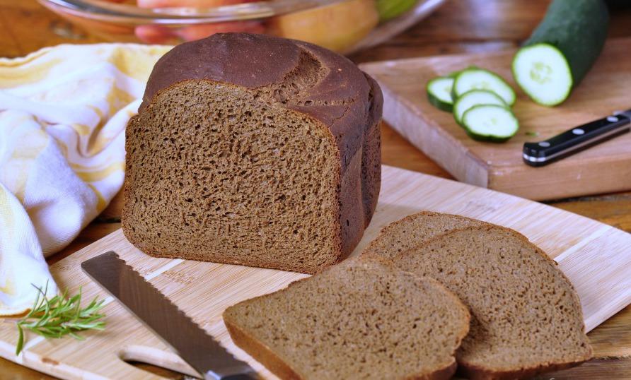 низкокалорийный ржаной хлеб фото сведения