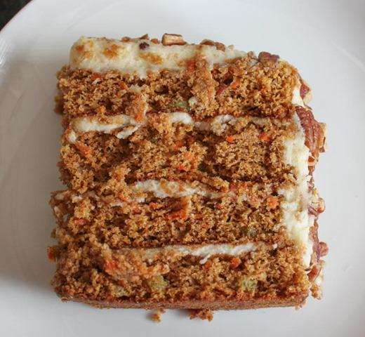 вкусный морковный торт по рецепту