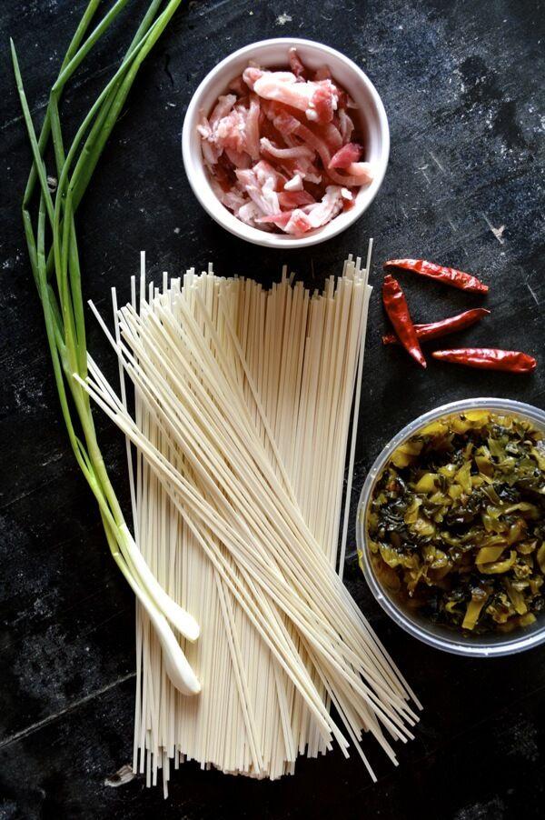 pork noodle recipe