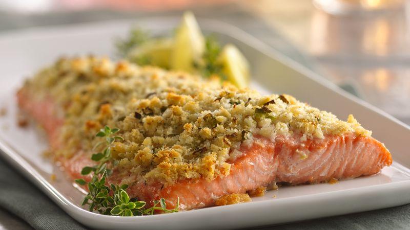 блюда из рыбы запеченные