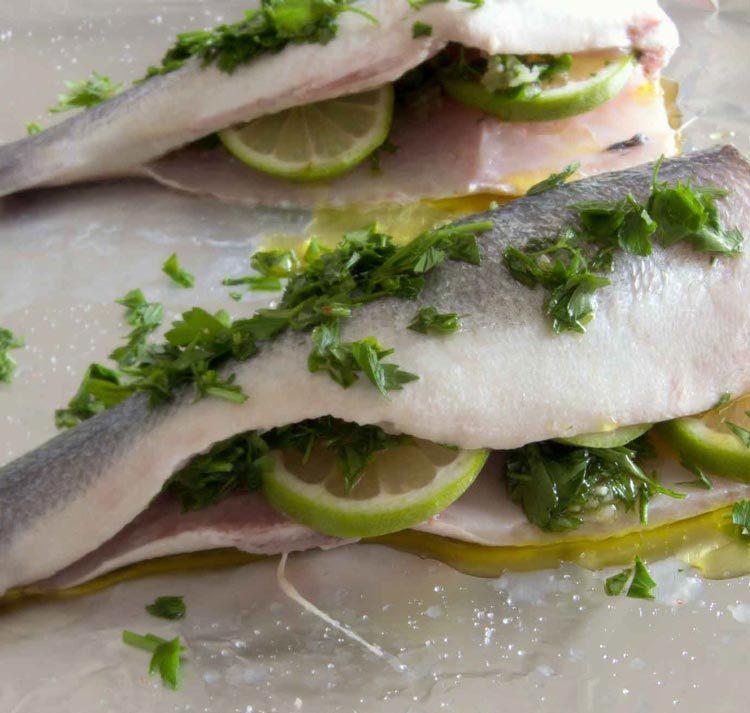 рецепт блюда из запеченной рыбы