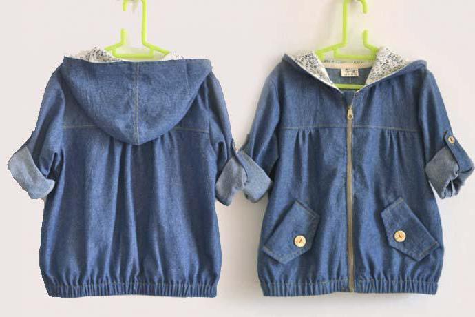 Схема выкройка куртки для девочек до года фото 803