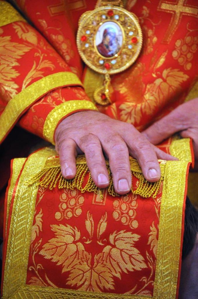 Congratulation on ordination