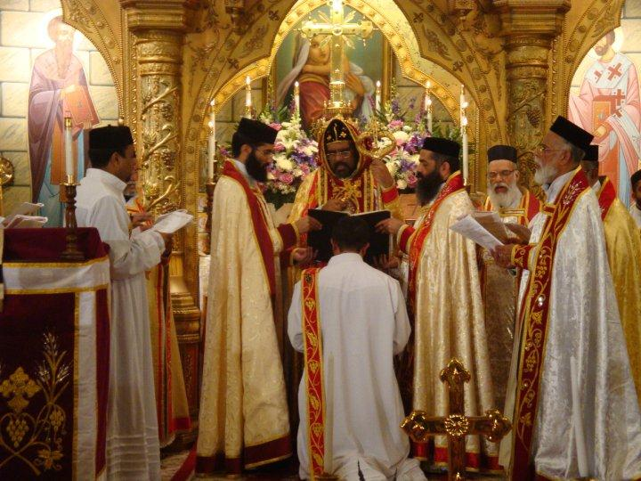 Ordination to dignity