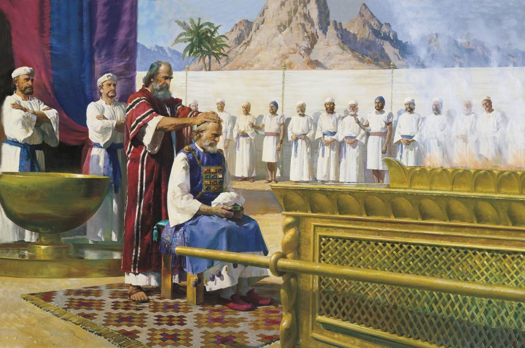 The sacrament of ordination