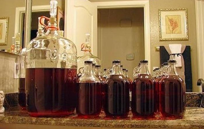 Домашний ру вина в домашних условиях 965