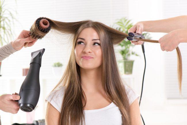 Стрижки для объема на тонкие волосы