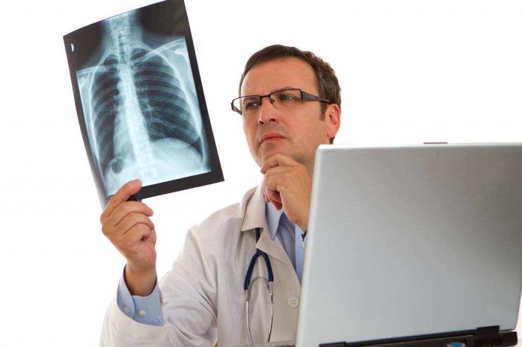 причины рестриктивной дыхательной недостаточности