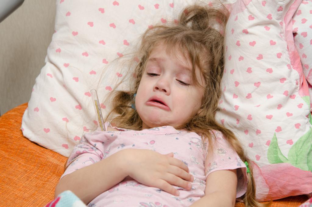 лекарства для профилактики ротовирусных инфекций у детей