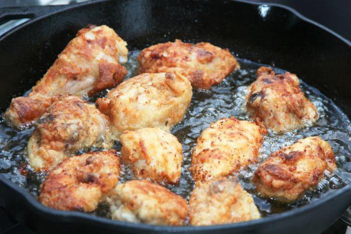 Пошаговый рецепт с чахохбили
