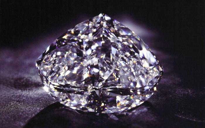 крупные бриллианты мира