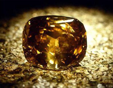 серьги с крупными бриллиантами