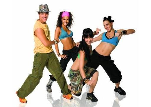 зумба фитнес тренировка для похудения видео