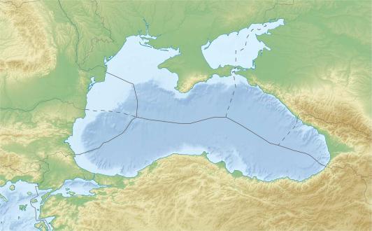 Морская граница России