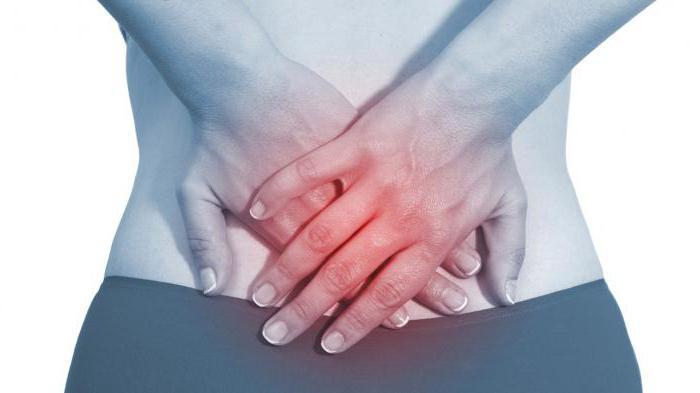пиелонефрит или остеохондроз