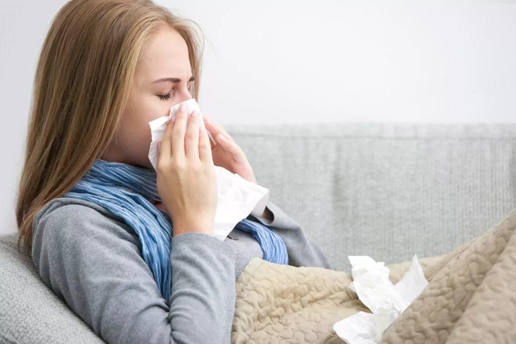 Симптомы инфекции