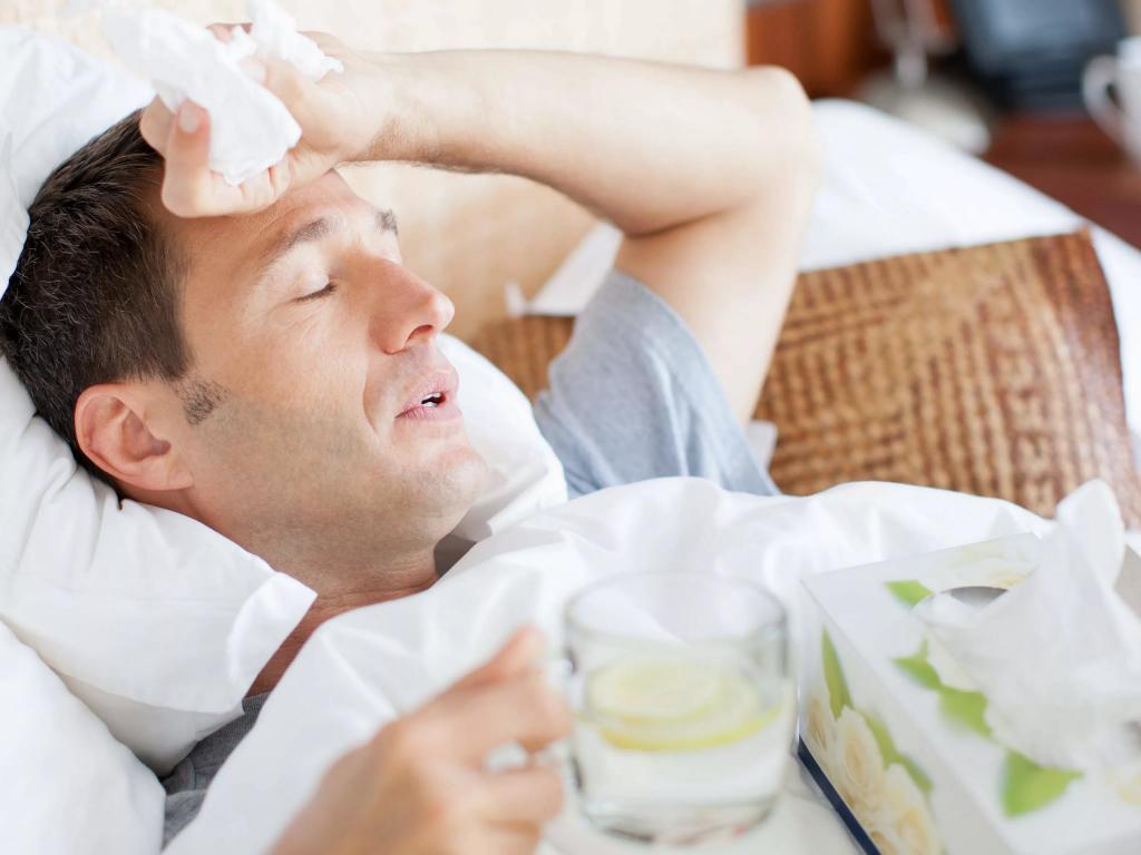 Симптомы у мужчин