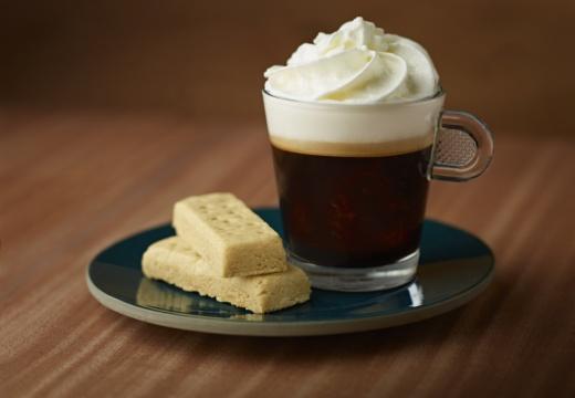 ariish coffee with chocolate