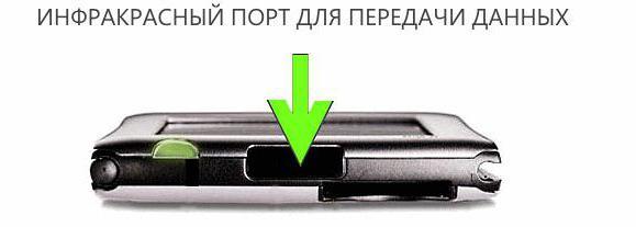 ик порт для смартфона