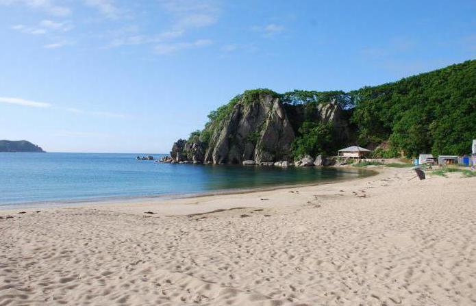 владивосток летом пляж фото