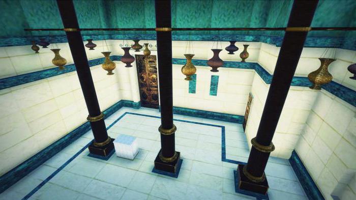 for Interieur kaaba