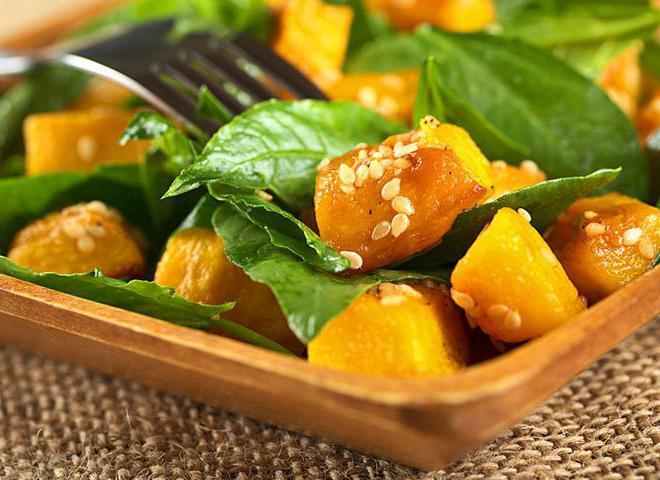 Рецепты с тыквой диетические