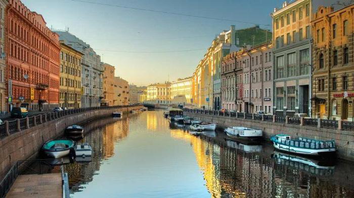 Исторический петербург