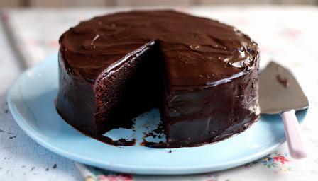 Простой рецепт шоколадного торта за