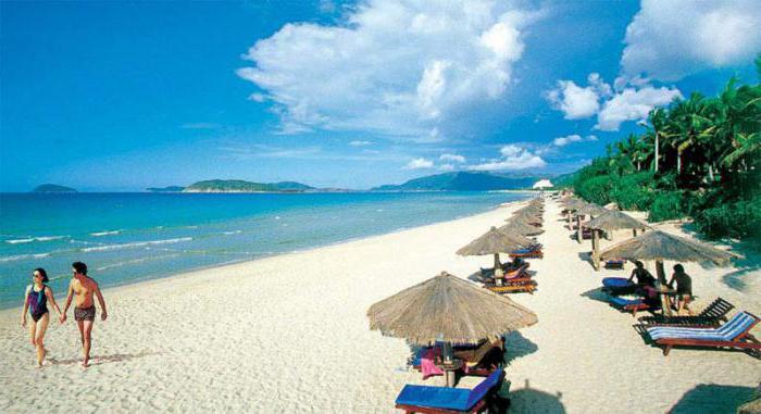 Курорты китая с пляжами