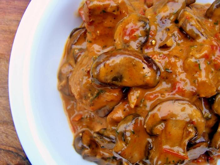 Мясо по-французски с курицей в мультиварке рецепт с пошагово в