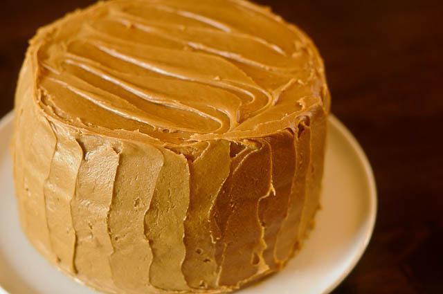 Жидкая карамель для торта