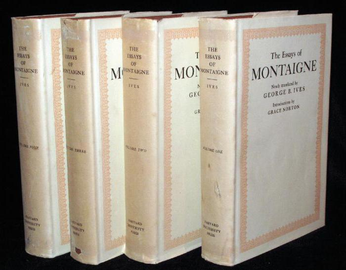 montaigne essays on repentance summary