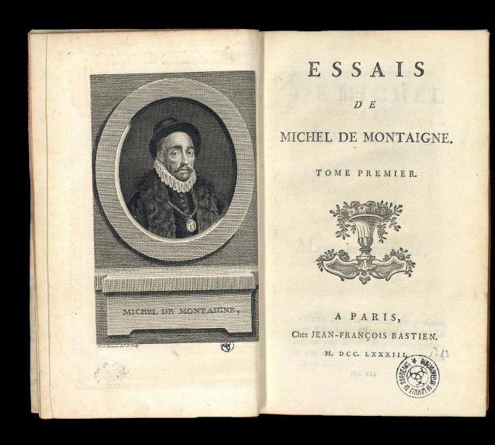 michel de montaigne essays pdf Preface to the essays of michel de montaigne by his adoptive daughter, marie le jars de gournay.