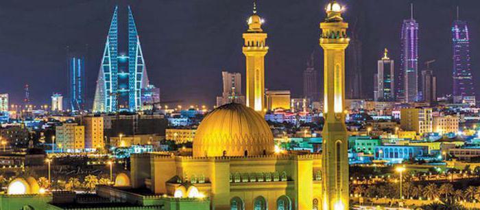 Бахрейн отзывы туристов
