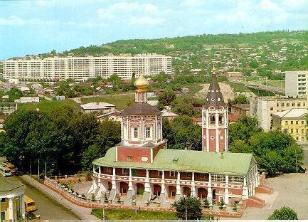 Свято троицкий кафедральный собор саратов